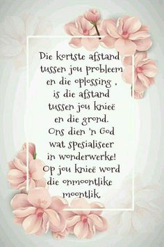 Ons dien 'n God wat Spesialiseer in Wonderwerke Bible Verses Quotes, Encouragement Quotes, Faith Quotes, Life Quotes, Qoutes, Prayer Quotes, Meaningful Quotes, Inspirational Quotes, Motivational