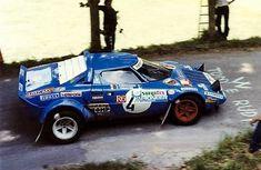 Lancia Stratos Tabaton Tedeschini Ciocco 1982