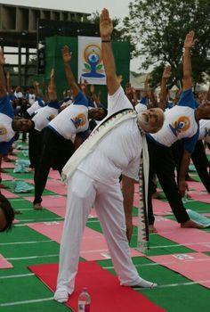 Narendra Modi, Yoga Diwas