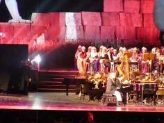 Teatro del Silenzio 2013 - Andrea Bocelli - La vie en Rose