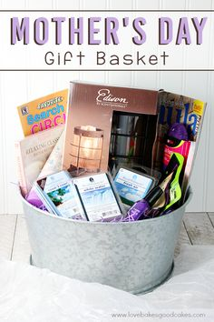 how to make gift baskets to sell