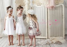 The cutest tutu dresses...would be so cute as a flower girl dress too