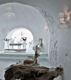 Ice Hotels - from This is Glamorous take me away No.13