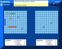 Grammar: Singular and Plural Possessives Battleship game