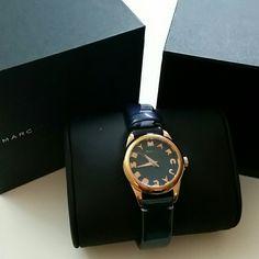 Marc by marc jacobs watch Marc by marc jacobs watch, comes with box. Marc by Marc Jacobs Accessories Watches