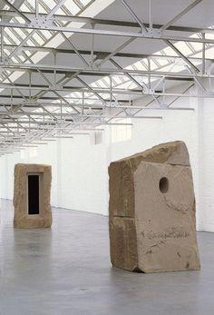ANISH KAPOOR De Pont Foundation for Contemporary Art 1995