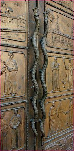 Door knockers unique 99