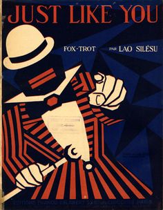 Just like you / Lao Silesu  Editions Francis Salabert (Boulevard des Capucines, 35 - Paris), 1920