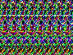 magic eye   trippy waves