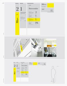 Maximiliano Pasarelli - MALBA - Panel Señalética Hotel Signage, Event Signage, Wayfinding Signage, Signage Design, Environmental Graphics, Environmental Design, School Signage, Creative Poster Design, Design Posters
