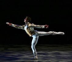 Ballet Idaho's 2012 Cinderella with Ryan Nye
