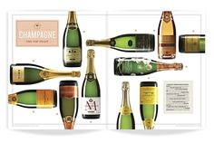 ★ DESIGN ARMY – Washingtonian Bride & Groom: For Rich or For Pour (Editorial Design and Art Direction) © Design Army LLC