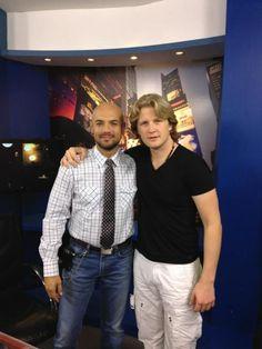 Javier y Alex