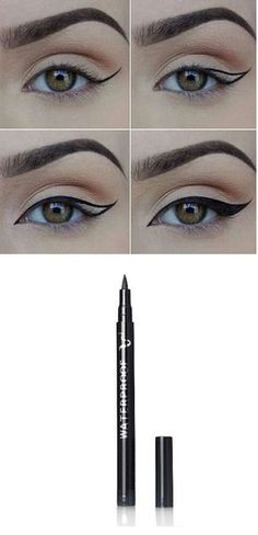 Black, Smudge-proof, Waterproof and Long Lastinghbgu ho njklllll  .mj Eye Liner Pencil