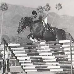 Throwback Thursday: Bionic Woman Had No Canter But A Big Jump (Includes video)