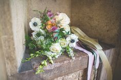 Love the anemonies in this wedding bouquet https://mariaassia.com/emotional-nonsuch-mansion-wedding/ #weddingflowers #weddingbouquet #mariaassiaphotography #gettingmarried