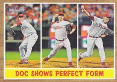 2011 Topps Heritage #312 Roy Halladay Front
