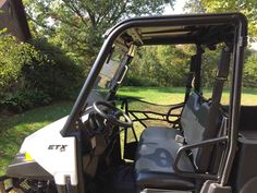 Used 2015 Polaris RANGER ETX ATVs For Sale in Ohio. Like new 255 miles, 51 Hrs, 325cc, roof, front and rear windows, rear view mirror, 4x2 / AWD. Wife thought she needed a ATV -- she didn't. Fast and durable, can go almost anywhere, nice safety features.