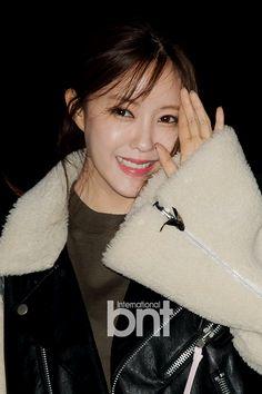 티아라 효민 '그녀의 섹시한 미소'