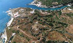 Castillo de San Felipe. Menorca