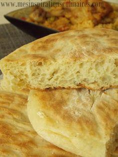 khobz tajine pain maison a la poele pour le ramadan 2013