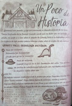 Read 26 from the story Diario 3 Gravity Falls by (Ale) with 336 reads. Gravity Falls Book, Libro Gravity Falls, Gravity Falls Journal, Grabity Falls, Bullet Journal, Horchata, Posters, Disney, Fandoms