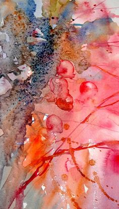Watercolor art by Jean Haines (15)