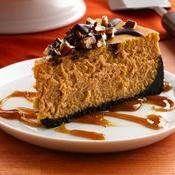 Peanut Butter Brownie Cheesecake recipe from Betty Crocker