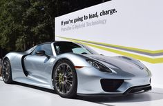 If you're going to lead, charge - Porsche E-Hybrid Tech