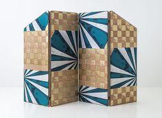 Le mobilier des decorateurs : Paravento 067, collection Progetto non finito, DimoreStudio.