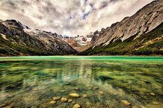 I love trekking: la Laguna Esmeralda nella Terra del Fuoco | BoBos