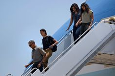 Pin for Later: Proof the Obama Girls Can Master Any Dress Code —Fancy or Casual