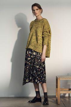 Grey Jason Wu Pre-Fall 2018 Fashion Show Collection