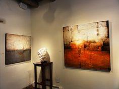 McLarry Modern Gallery Santa Fe - Cody Hooper's work