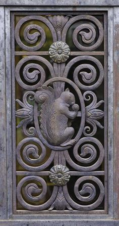 door squirrel design - Google Search