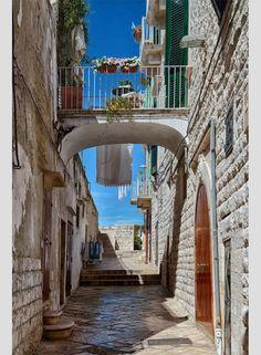 Molfetta, Puglia - 20 beautiful pictures of Italian streets