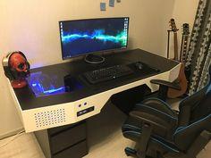 137 best gaming setup images best gaming setup video game rooms rh pinterest com