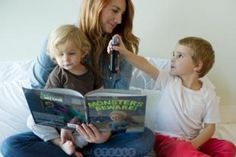 KidSteals.com   New Deal of the Day at 8am & 8pm PST for your Kids - Monster Defense Book & Spray