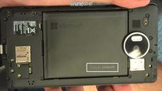 Lumia 950 XL irá contar com bateria de 3340 mAh removível
