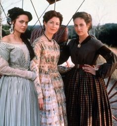TRUE WOMEN - THE MOVIE  This Movie spans 5 decades from the Texas Revolution through the Civil War, Reconstruction and beyond. It is a story of love, friendship, survival and triumph ~ LOVE Love love! =)