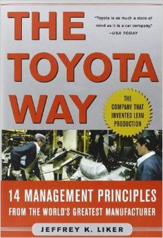 The Toyota Way by: Jeffrey K. Liker is a fantastic look into the Toyota production system and a recommended reading for everyone.