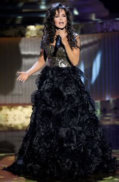 Marie Osmond Photos - Singer Marie Osmond performs onstage at the 37th Annual Daytime Entertainment Emmy Awards held at the Las Vegas Hilton on June 27, 2010 in Las Vegas, Nevada. - 37th Annual Daytime Entertainment Emmy Awards - Show