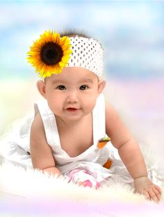 Ahhh cute little baby