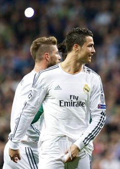 As did Cristiano. | 13 Unexpectedly Intimate Football Moments