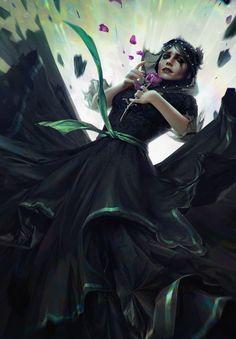 The Witcher/ Iris von Everec/ Gwent Card/ Neutral