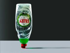 I like this because of the different way of displaying the bottle