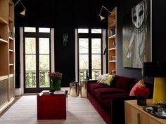 Когда дела говорят громче слов: работы студии Camu & Morrison | Пуфик - блог о дизайне интерьера