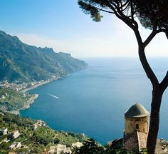 Nestled into the cliffs of Positano, overlooking the Amalfi Coast, is Le Sirenuse – an eighteenth century summer villa turned hotel that has become legendary in this sleepy, romantic village. Places Around The World, Oh The Places You'll Go, Places To Travel, Places To Visit, Around The Worlds, Vacation Destinations, Dream Vacations, Vacation Spots, Vacation Days