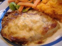 Caesar Pork Chops Recipe - Food.com