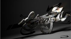 3d graffiti - breath 1920x1080 | Flickr - Photo Sharing!